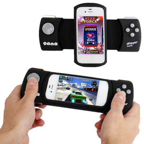 Gamepad Wireless Bluetooth Game Controller for iPhone 4 & 4S/iPod Touc