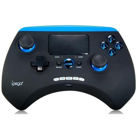 Ipega Bluetooth Controller with TouchPad PG-9028 - Black