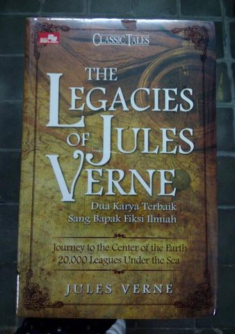 The Legacy of Jules Verne
