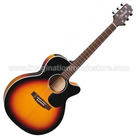 [IMAGINATION MUSIC STORE] Takamine ED2NC NEX Acoustic Electric - Brown Sunburst