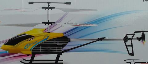 RC HELICOPTER PALING STABIL 3,5 CHANNEL DENGAN AUTO GYRO 325RB