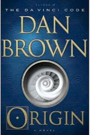 Buku Hardcover Origin Dan Brown