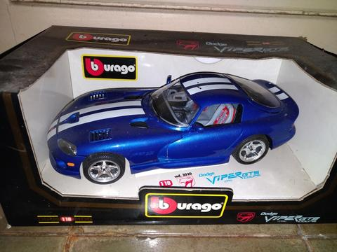 Die-Cast (1:18) 96 Dodge Viper GTS Coupe [Collector Edition]