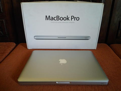 MacBook Pro 13 MD313 Core i5, CC Batre Rendah, Mulus No Dent n Fullset