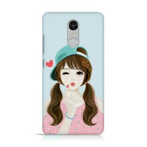 Cute Anime Xiaomi Redmi Note 4 - 4x Custom Hard Case