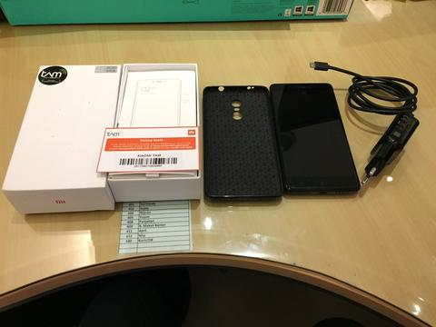 Xiaomi Redmi Note 4 Pro 4/64 Snap 625 Black RESMI TAM (second)