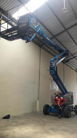 Big sale boomlift genie z-45 15.8meter murah 2018