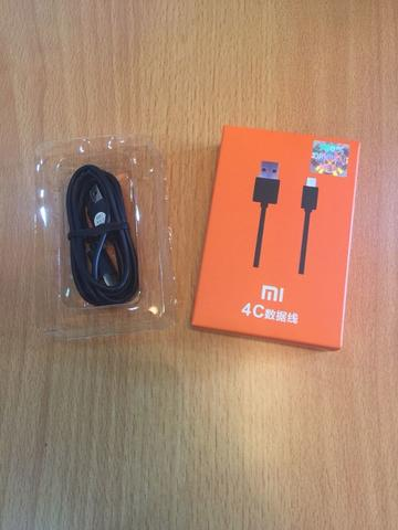 Cable Xiaomi 4C Pack New