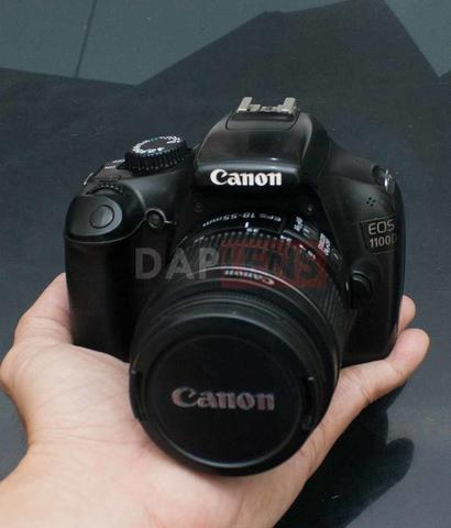 [DAPLENS] CANON EOS 1100D KIT 18-55MM IS II BONUS TAS