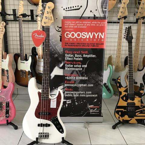 F.BRAND NEW FENDER JAPAN HYBRID,TRADITIONAL JAZZ BASS,PRECISION BASS 50s,60s