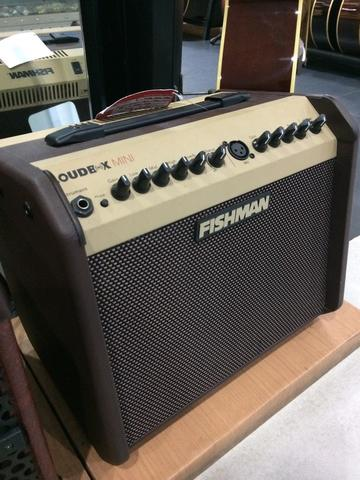 Fishman Acoustic Guitar Amplifier 240X Pro