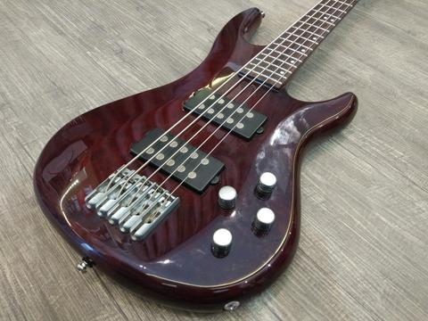 Gitar Electric Bass Ibanez Ergodyne RTB Made In Korea