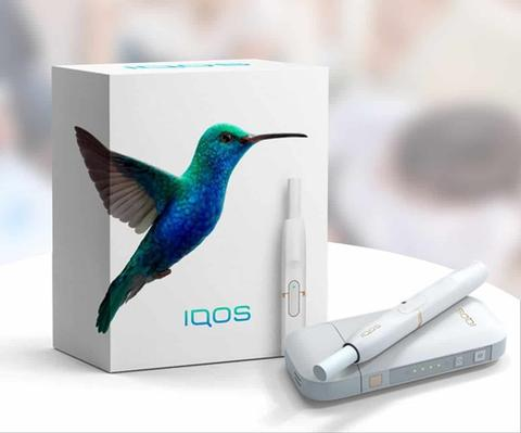 iQos 2.4 white edition