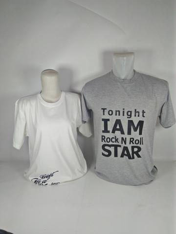 Kaos Couple Rock & Roll