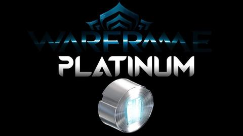 Platinum Warframe