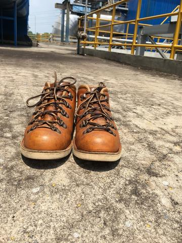 Sepatu danner tramline made in USA not redwing red wing dr martens