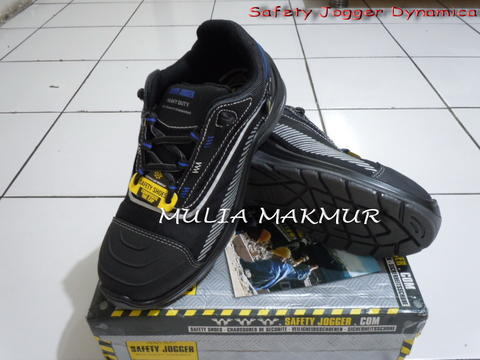 Sepatu Safety Jogger DYNAMICA S3