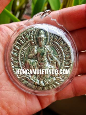 Thai Amulet for Sale Jatukam Ramathep Sawey Suk BE 2550
