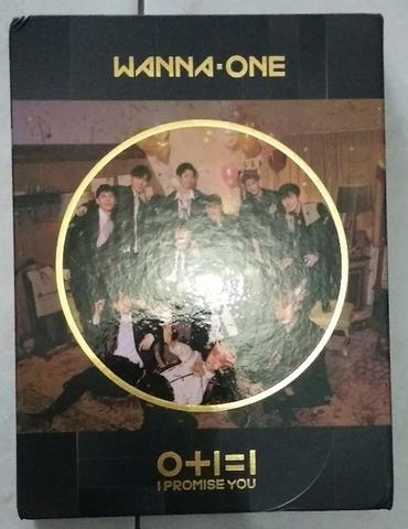 album wanna one I promise you ipu