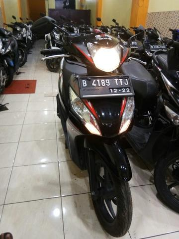 Honda Spacy km low th 2017 bisa kredit Dp 500 ribu