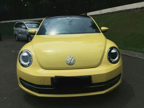 VW BEETLE TSI 1,2 UK VERSION TURBO NIK 2013