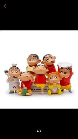 Shinchan figure set 1