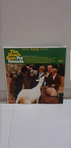 Vinyl piringan hitam The Beach Boys - Pet Sounds