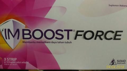 IMBOOST FORCE