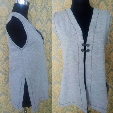 Rompi Outer Grey