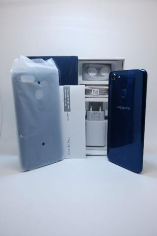 OPPO F5 Dashing Blue Jaktim