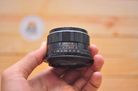 Lensa Manual Super Takumar 55mm F2 Mount Canon Bukan Nikon Sony Fujifilm