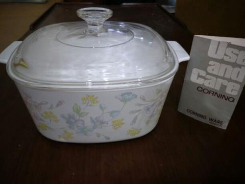 Cook Ware Corning Ware
