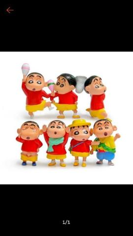 Shinchan figure set 2