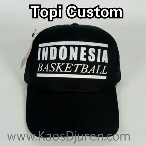 Topi Custom Basketball