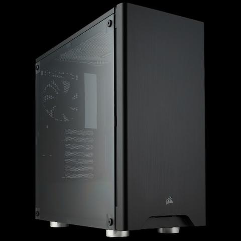 [JoJo CompTech] Corsair Carbide Series 275R Mid-Tower Case - Black