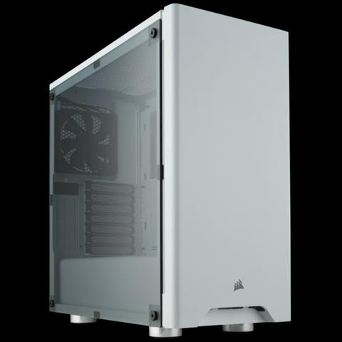 [JoJo CompTech] Corsair Carbide Series 275R Mid-Tower Case - White