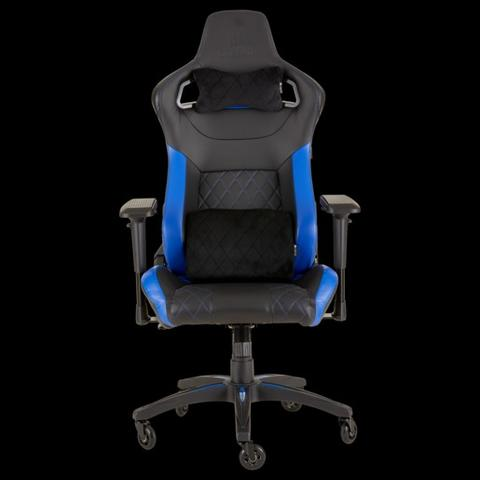 [JoJo CompTech] Corsair T1 RACE 2018 Gaming Chair - Black / Blue
