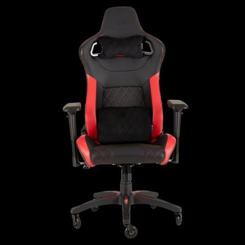 [JoJo CompTech] Corsair T1 RACE 2018 Gaming Chair - Black / Red