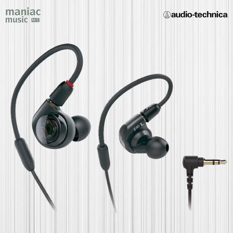 Audio Technica ATH-E40 (IEM, Earphone, In Ear Monitor, Musisi, Live,)