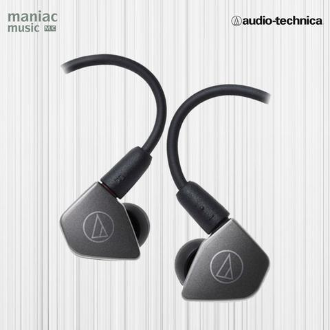 Audio Technica LS70iS (IEM, Earphone, Mic, Control, Dual Drivers)