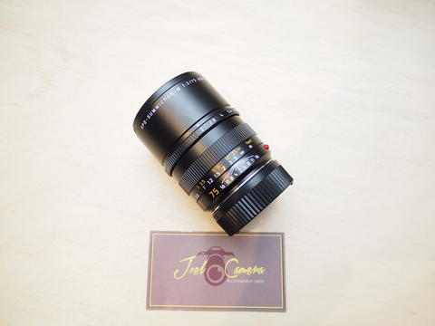 [JOEL] LEICA M 75mm F2 APO Summicron ASPH Like NEW! @STCsenayan