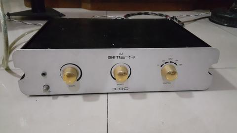Integrated amplifier chimera x80 made in england