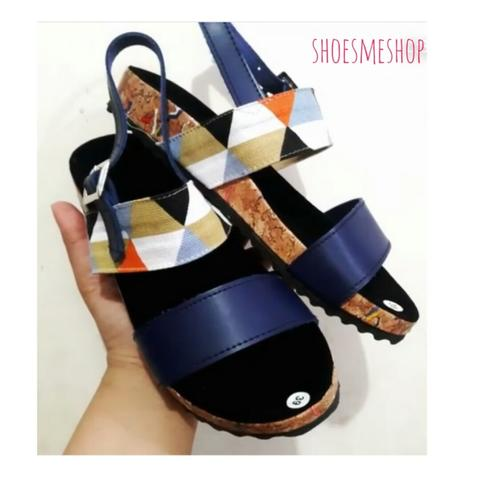 Tribal birken navy