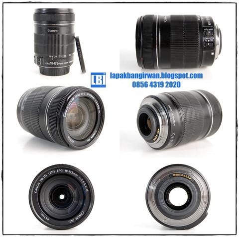 CANON EFS 18-135mm IS KODE 9782 [ LBI JOGJA ]