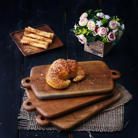 EARS SERVING BOARD - KAYU JATI