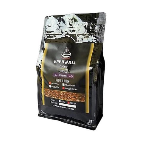 Euphoria Coffee : Grade 1 Green Bean Arabica Sipirok (1kg)