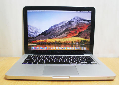 MacBook Pro 13 Late 2011 i5 4GB 320GB VGA Intel HD Graphics 3000