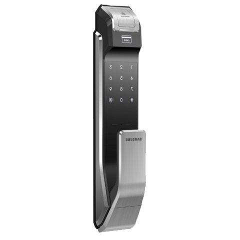 SAMSUNG DIGITAL DOOR LOCK SHS-718 (SILVER)
