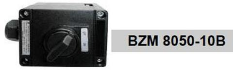 Selector ON-OFF Explosion Proof BZM8050-10B