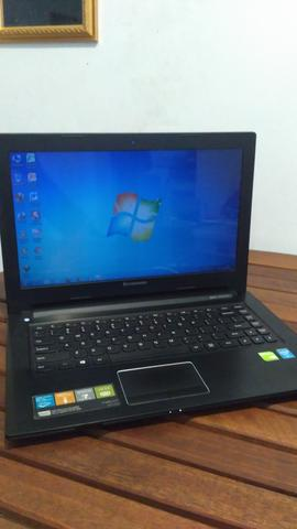 SLIM GAMING LENOVO S410P CORE I5 4200U HASWELL 4TH GEN NVIDIA GT720M 2GB